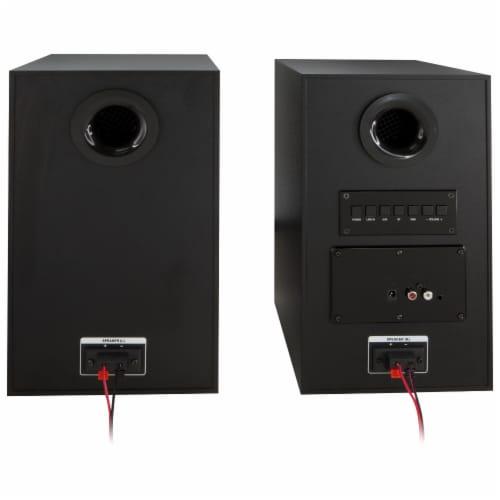 iLive Turntable and Speaker Bundle Perspective: back