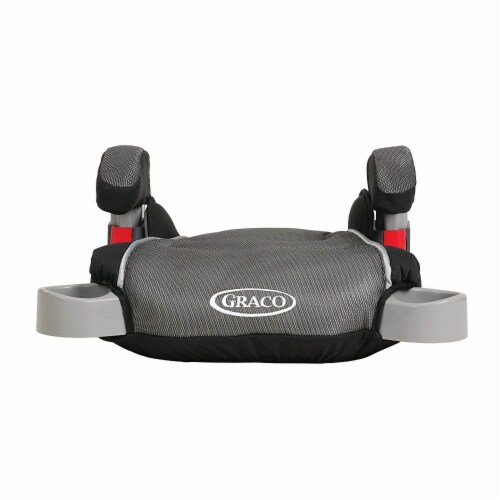 Graco TurboBooster Backless Car Seat Perspective: back