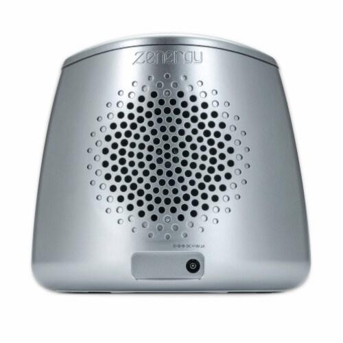 iHome Zenergy Bluetooth Beside Sleep Therapy Machine Perspective: back