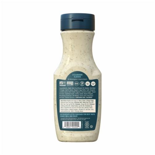 Sir Kensington's Keto & Paleo Classic Ranch Dairy-Free Dressing Sauce Dip Perspective: back