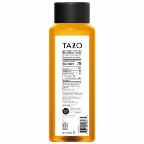 Tazo® Iced Tea Zen Green Tea Bottle Perspective: back