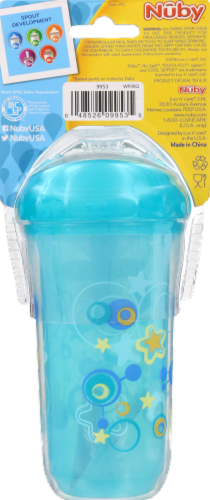Nuby Insulated Toddler Sipper Cup Perspective: back