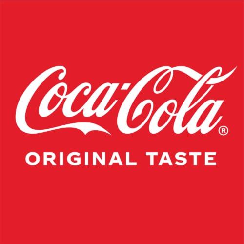 Coca-Cola Original Soda Perspective: back