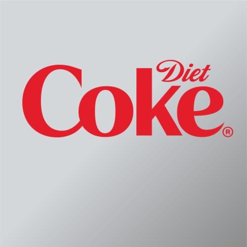 Coca-Cola Diet Coke Soda Perspective: back