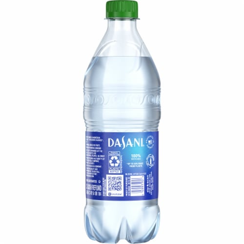 Dasani® Purified Water Perspective: back