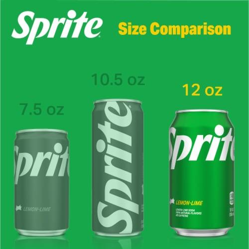 Sprite Lemon-Lime Soda Perspective: back