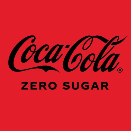 Coca-Cola® Zero Sugar Soda Perspective: back