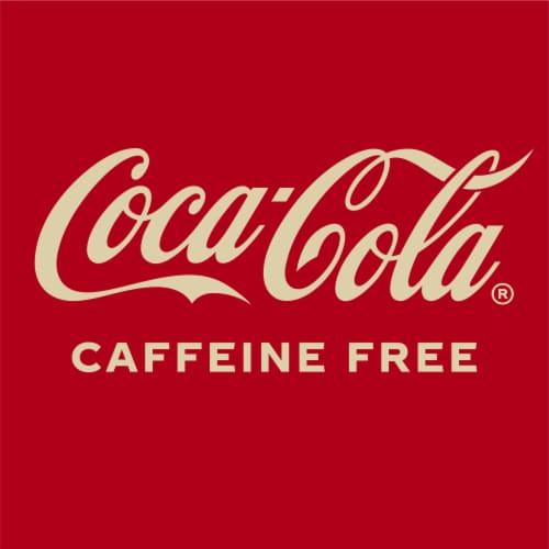 Coca-Cola Caffeine Free Soda Perspective: back