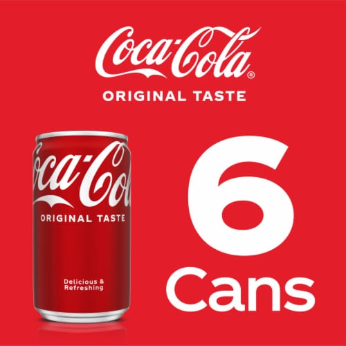 Coca-Cola® Classic Soda Perspective: back