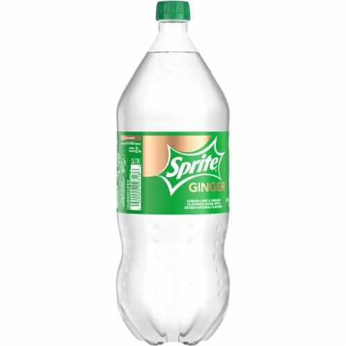 Sprite Ginger Soda Perspective: back
