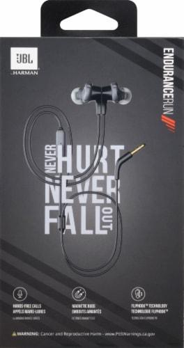JBL® Black Headphones Perspective: back