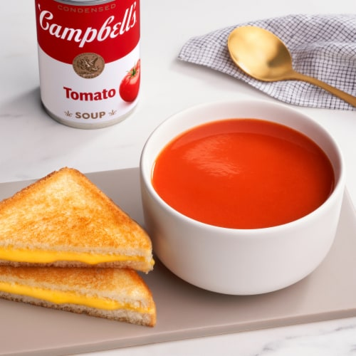 Campbell's® Condensed Tomato Soup Perspective: back