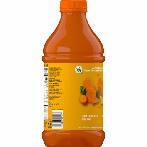 V8 Carrot Ginger Vegetable Juice Perspective: back