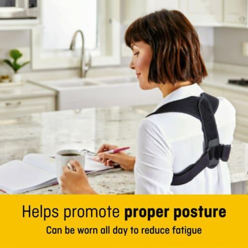 Futuro Adjustable Posture Corrector Perspective: back