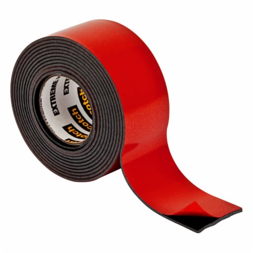 Scotch® Mount Extreme Double-Sided Mounting Tape Perspective: back