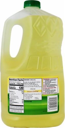 Crisco® Pure Canola Oil Perspective: back