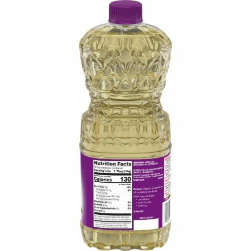 Crisco Natural Blend Oil Perspective: back