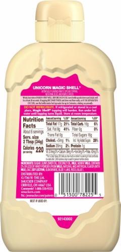 Smucker's Magic Shell - Unicorn Perspective: back