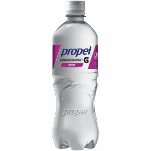 Propel Electrolyte Water Beverage Variety Pack Perspective: back