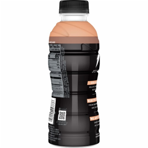 Bolt24 Peach Mango Hydration with Electrolytes Perspective: back