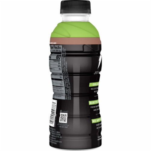 Bolt24 Apple Pear Hydration with Electrolytes Perspective: back