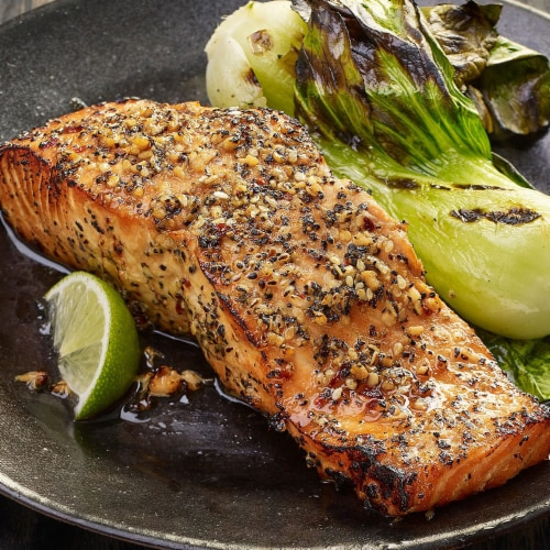 McCormick Organic Pure Ground Black Pepper Perspective: back