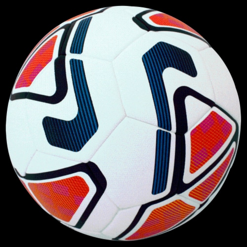 Baden Thermo Size 5 Soccer Ball Perspective: back