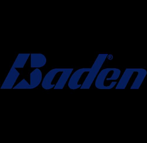 Baden Soccer Ball - White Perspective: back
