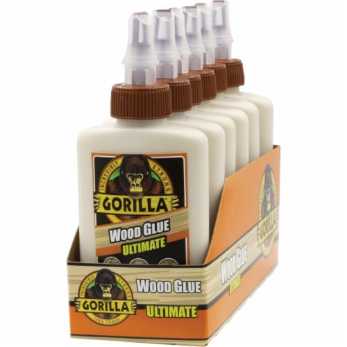 Gorilla 4 Oz. Ultimate Wood Glue 104397 Perspective: back