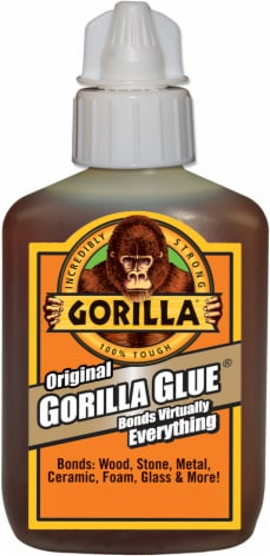 Gorilla Glue Perspective: back