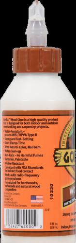 Gorilla® Wood Glue Perspective: back