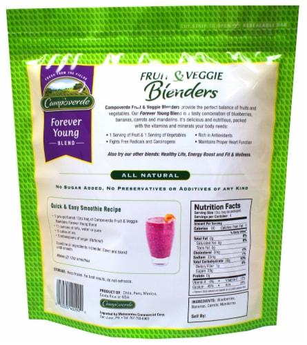 Campoverde Forever Young Fruit & Veggie Blenders Perspective: back