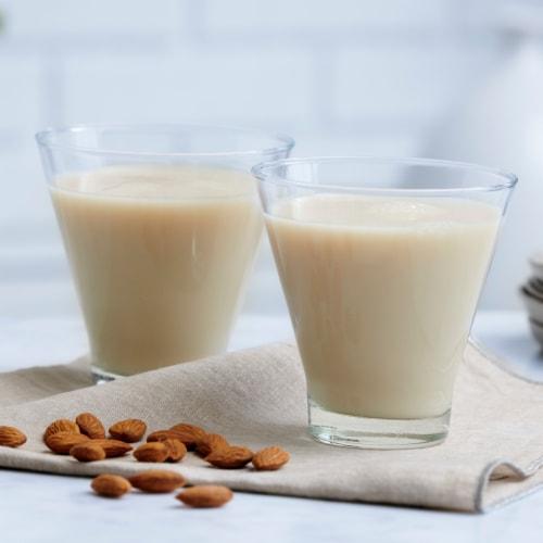 Pacific Foods™ Vanilla Almond Beverage Perspective: back