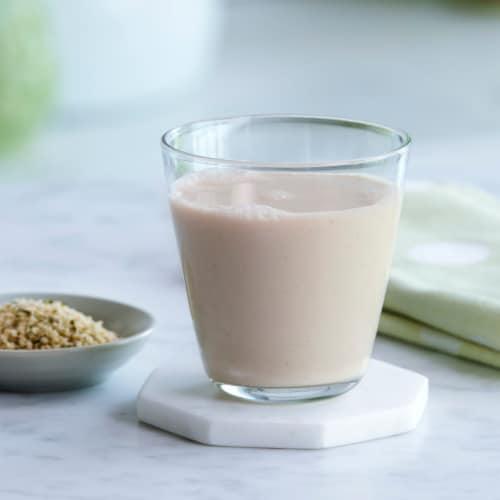 Pacific Foods™ Vanilla Hemp Beverage Perspective: back