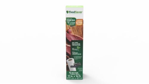 FoodSaver® Vacuum Seal Roll Perspective: back