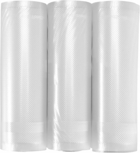 FoodSaver® Heat-Seal Rolls - 3 pk Perspective: back