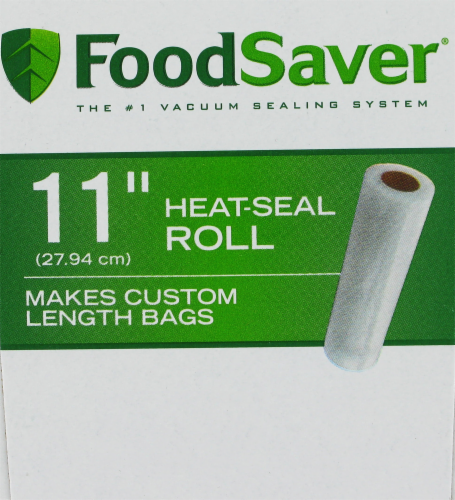 FoodSaver® Heat Seal Roll Perspective: back
