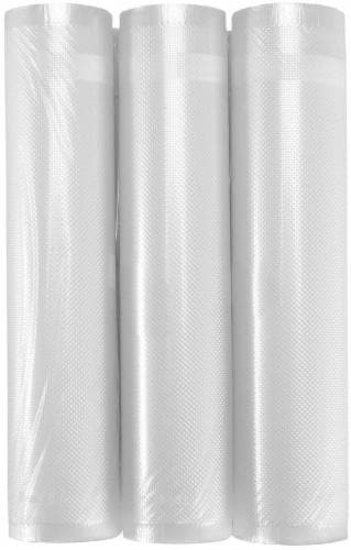 FoodSaver® Heat Seal Rolls  11 in x 15 in -  White Perspective: back