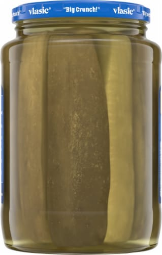 Vlasic® Bread & Butter Pickle Spears Perspective: back