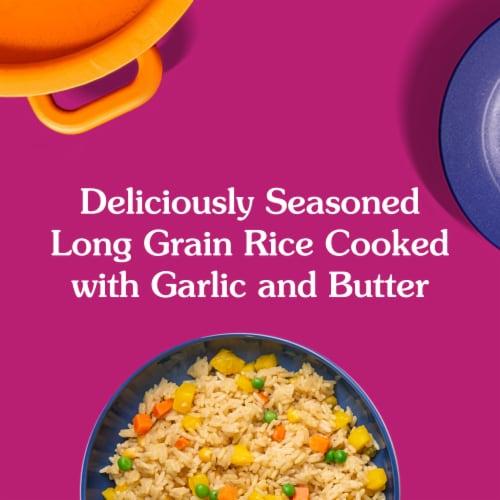 Ben's Original™ Ready Rice Butter & Garlic Rice Perspective: back