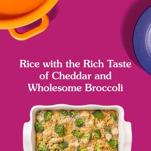 Ben's Original™ Ready Rice Cheddar Broccoli Rice Perspective: back