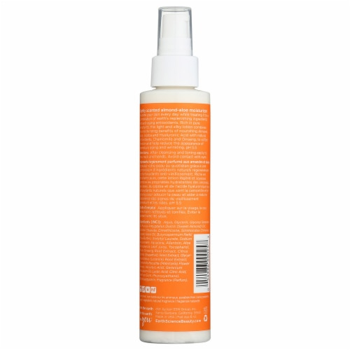 Earth Science Almond-Aloe Lightly Scented Moisturizer Perspective: back