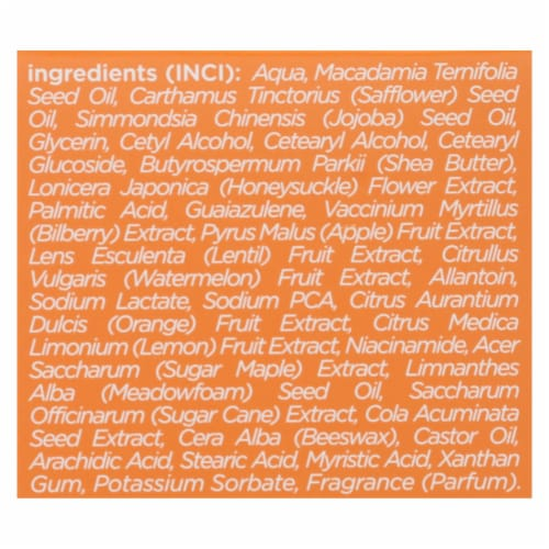 Earth Science Azulene Eye Cream Perspective: back