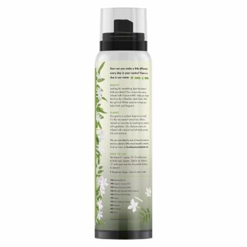 Love Beauty & Planet Coconut Milk & White Jasmine Hair Spray Perspective: back