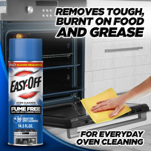 Easy Off Fume-Free Oven Cleaner Perspective: back