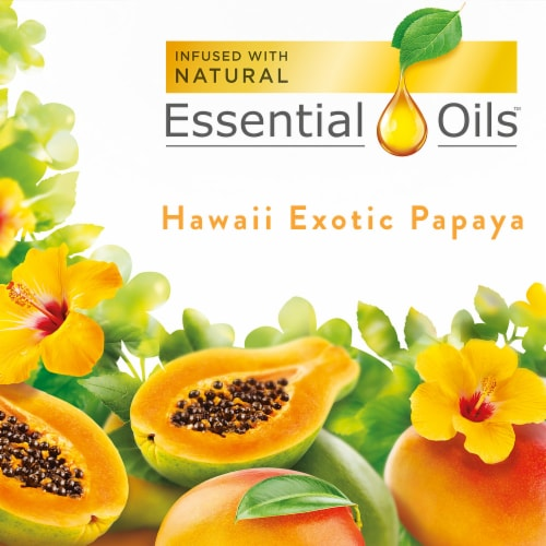 Air Wick® Hawaii Scented Oil Refills Perspective: back