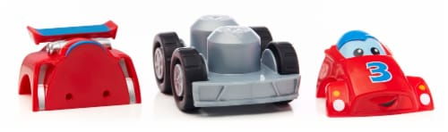 Mega Bloks® First Builders Car - Rony Perspective: back