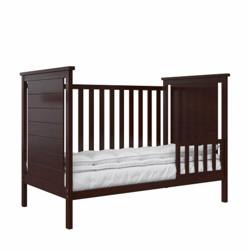Baby Relax Amelia Toddler Guardrail Perspective: back