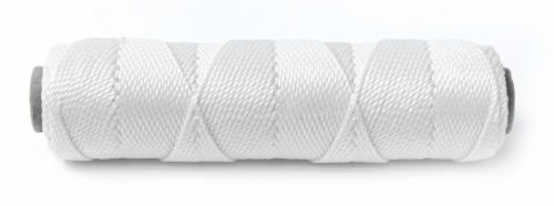 KingCord Twisted Mason Line - White Perspective: back