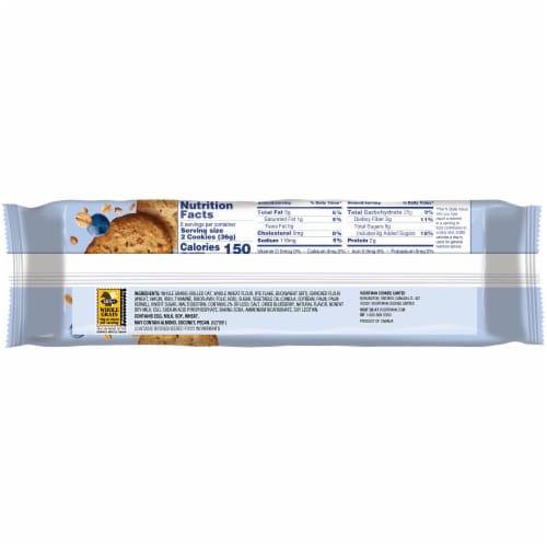 Voortman Super Grains Blueberry Cookies Perspective: back
